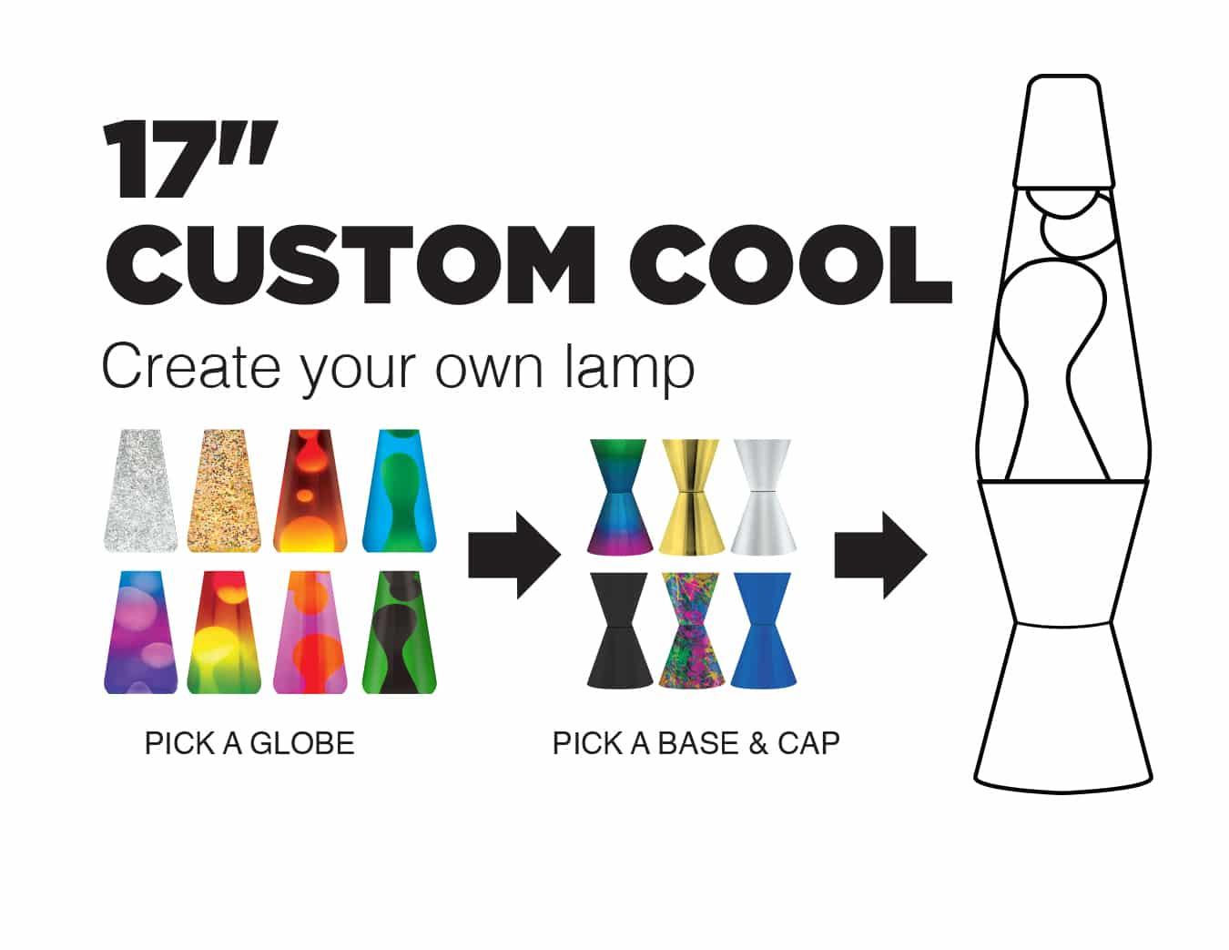 Liquid Motion Lamps