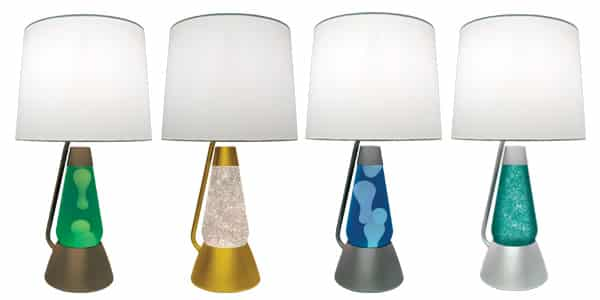 Instruction Manual Lava 174 Lamp