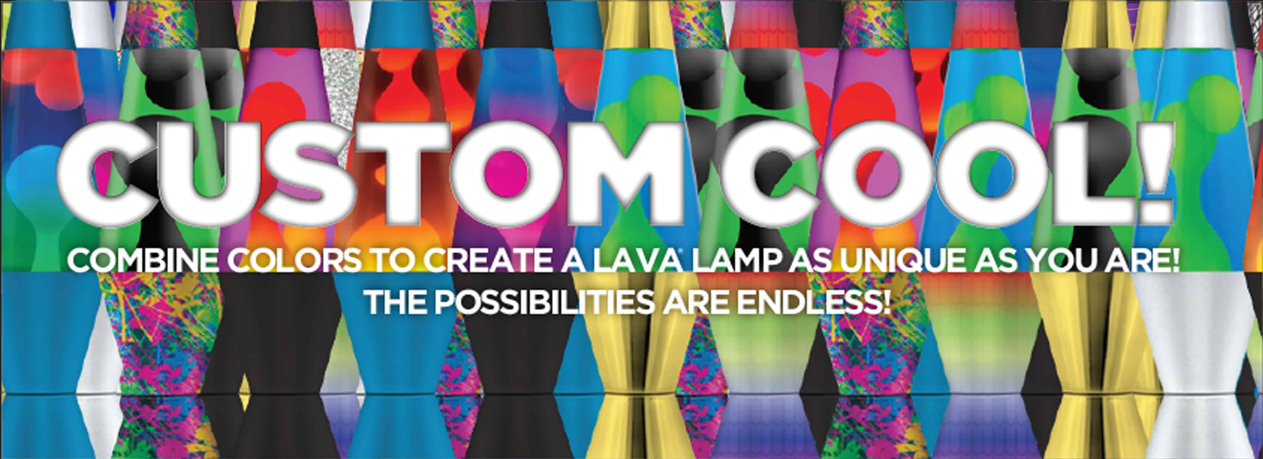 Cool Lava Lamps