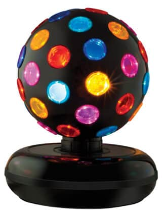 Lava Lamp Disco Ball