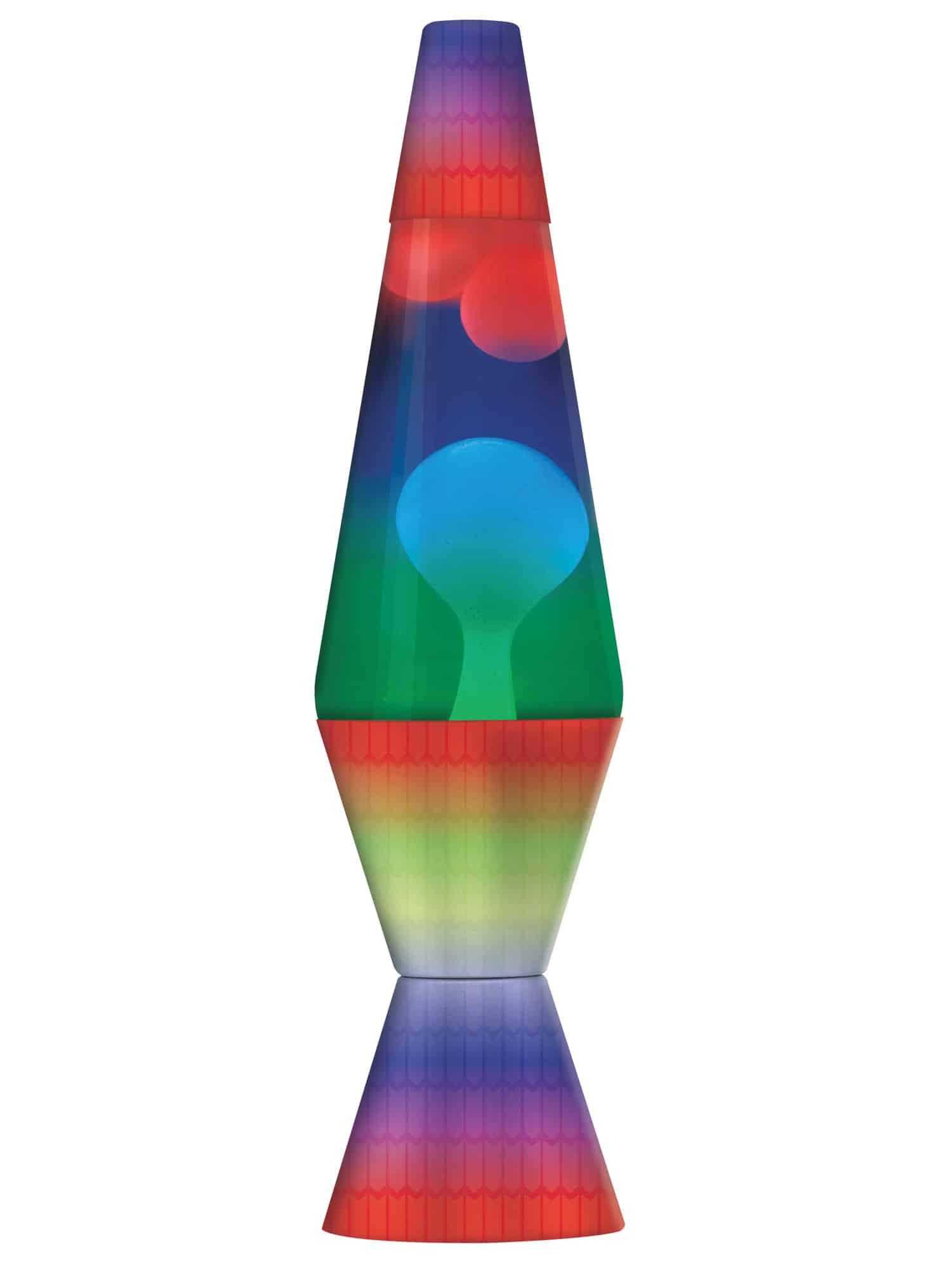 2140 145 Rainbow Lava Lamp Lava Lamp