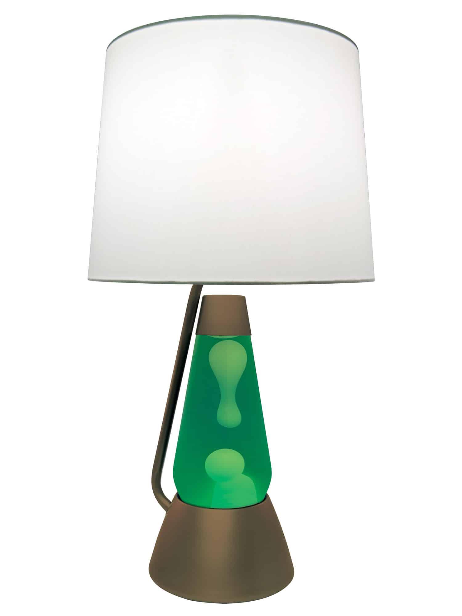 Brightsource Lava Lamp Stylish Interior Decorative Lighting