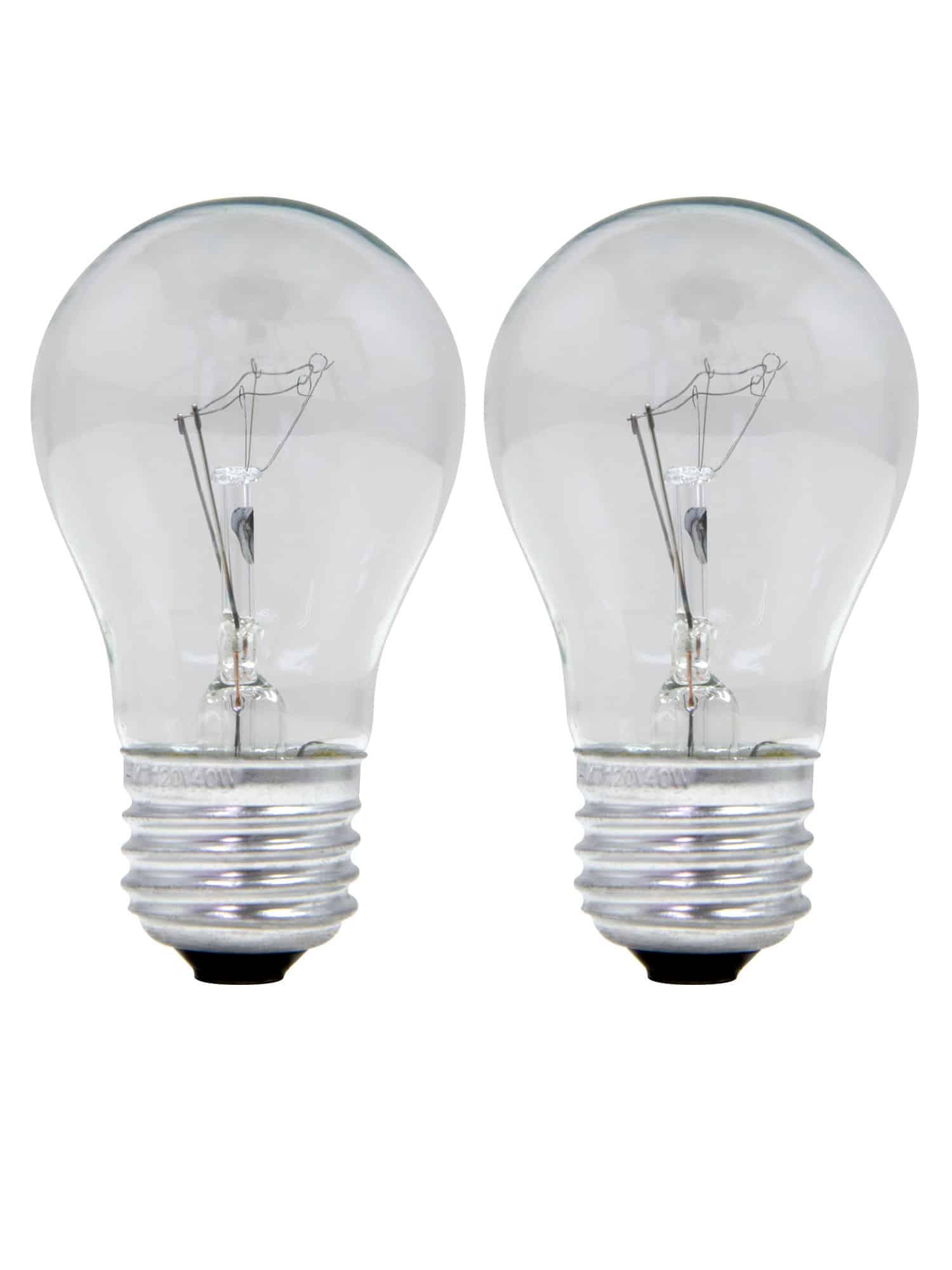 5032 40 Watt Light Bulb 2 Pack Lava 174 Lamp