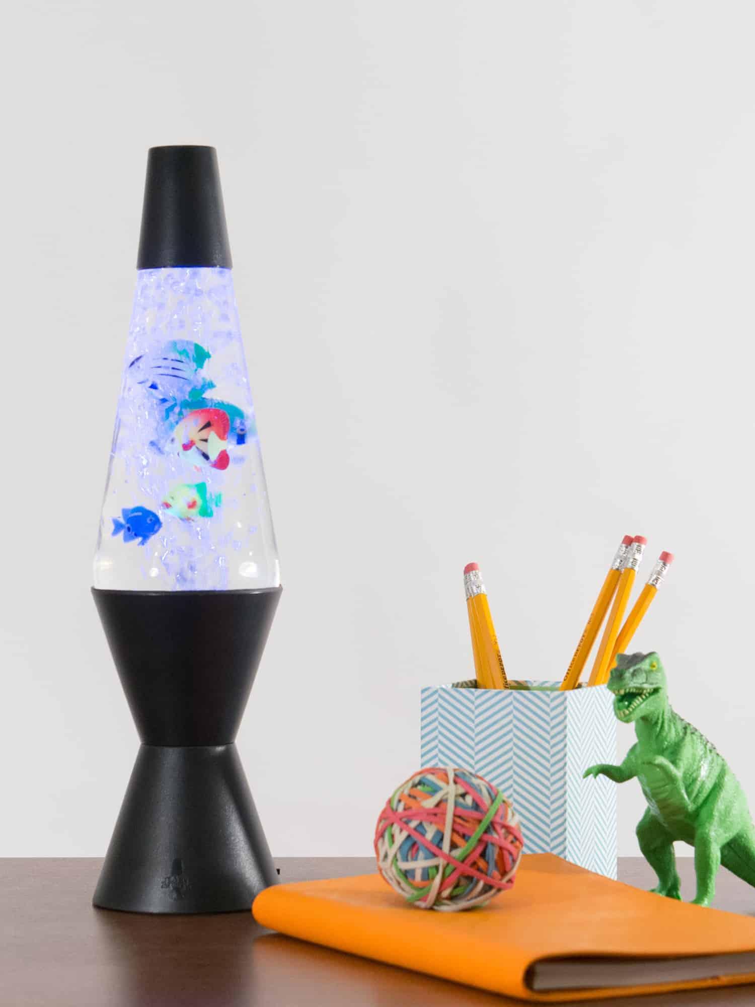 7208 14 5 aquarium lamp lava lamp for Lava lamp fish tank